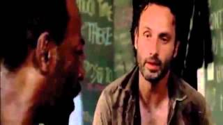 The Walking Dead   Season 3   Deleted Scene #4 from 3x12  Clear  Morgan & Rick