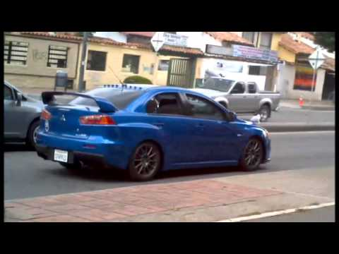 mitsubishi lancer tuning en bogota colombia youtube. Black Bedroom Furniture Sets. Home Design Ideas