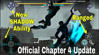 Shadow Fight 3 Official Chapter 4 Update Gameplay(iOS, Android)