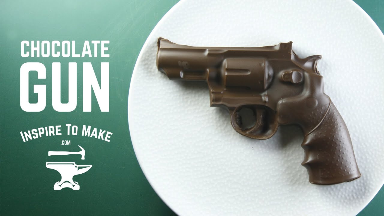 Like Chocolate? Like Guns? Watch This
