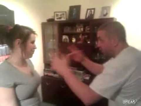 Husband's Play Punch On Wife Goes Wrong Video.flv
