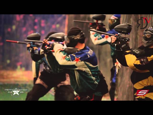 Russian Paintball National Cup 2012