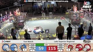 Semifinal 4 - 2017 Lake Superior Regional