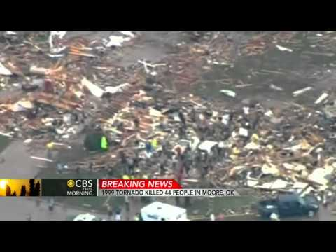0 Oklahoma City manager: Tornado created