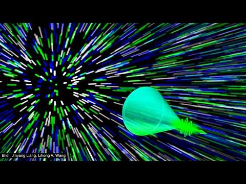 Schnellste Kamera der Welt! Lichtteilchen in außergewöhnlicher Formation - Clixoom Science & Fiction