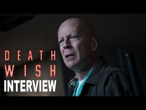 'Death Wish' Interview