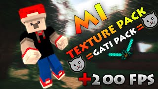 SUBE 100 FPS CON TEXTURE PACK MINECRAFT 1.8 - 1.9 | THEDOBICAT