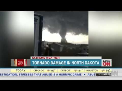 Tornado Field Tornado Strikes Oil Field