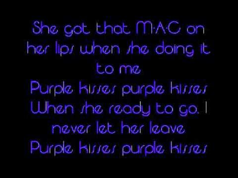 The Dream - Purple Kisses  (Lyrics)