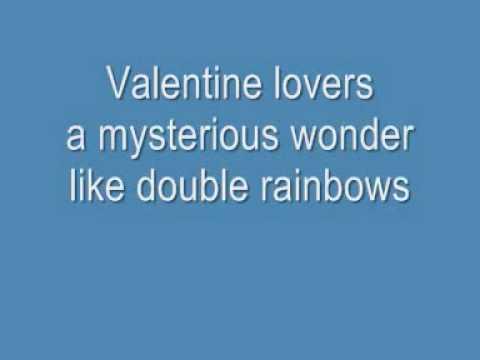 Valentines poens