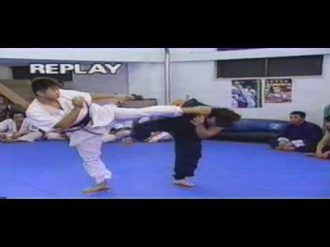 Martial Arts Kung Fu Vs Kyokushin Karate
