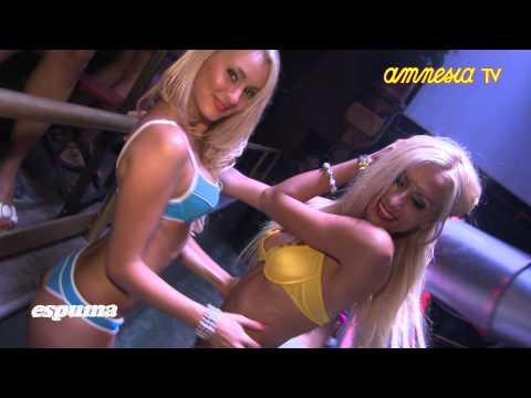 Amnesia Music Video - Ibiza foam party presents Espuma 2012
