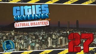 Cities Skylines: Natural Disasters #27 | Compre Su Residencia de Verano en Lakeview | en Español