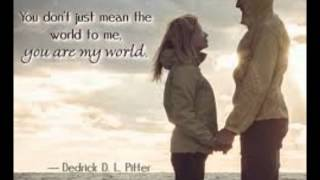 Watch Glen Campbell Youre My World video