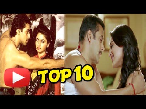 Salman Khan's Top 10 Romantic Scenes With No KISS