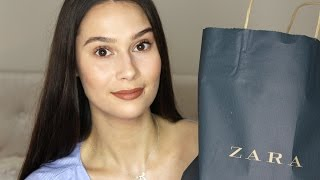 Zara & H&M Try On Haul