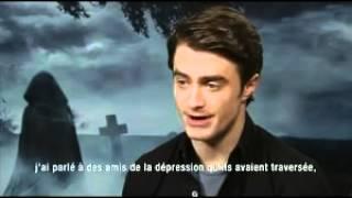Interview La Dame en Noire