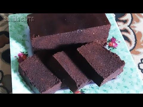Cara Membuat Brownies Kukus Coklat