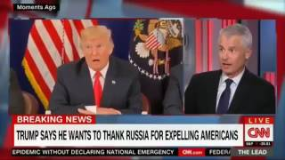 """Call Secret Service-CNN's Phil Mudd Says of Pres Trump: """"Government's Going To Kill This Guy!"""""""
