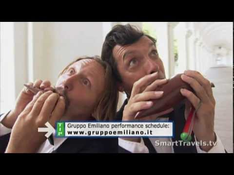 HD TRAVEL:  A Music Lovers Lover's Europe: Gruppo Emiliano - SmartTravels with Rudy Maxa