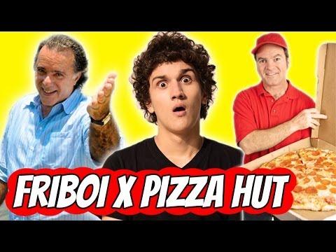 FRIBOI X PIZZA HUT