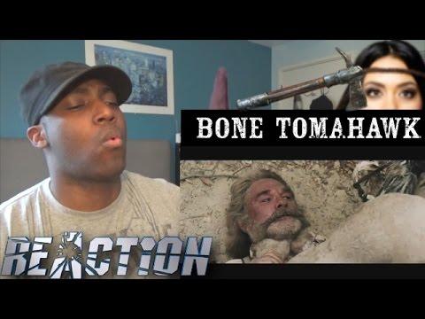 Bone Tomahawk Official Trailer #1 (2015) - Kurt Russell - REACTION! streaming vf