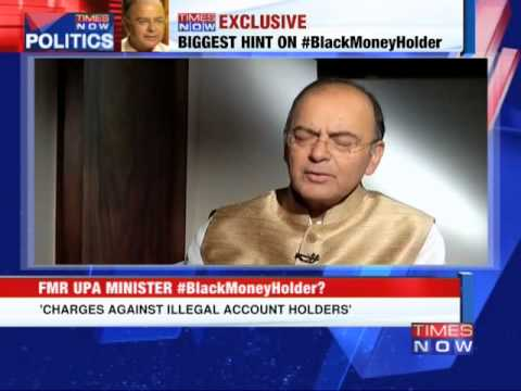 Explosive Arun Jaitley interview - Full Interview