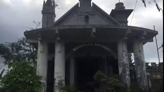 Rumah Mirip Kastil di Garum Yang Mendadak Viral