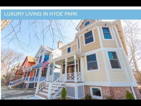Living in Chicago's Hyde Park Nieghborhood in Luxury