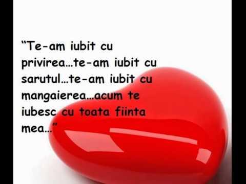 Mesaje de Dragoste - SMS-uri de Iubire