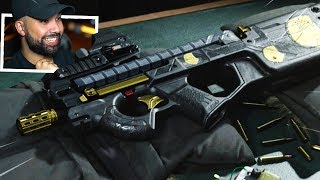 The New AREA 51 P90 in Modern Warfare is..