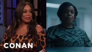 "Niecy Nash DM'd Ava DuVernay To Get Cast In ""When They See Us"" - CONAN on TBS"