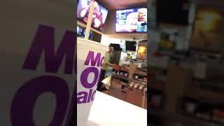 McDonald's bad service