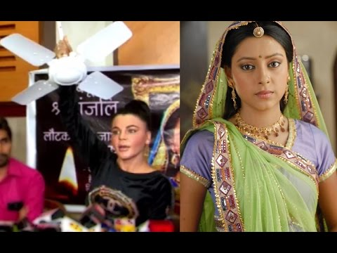 SHOCKING! Rakhi Sawant BLAMES 'Ceiling Fan' for Pratyusha's DEATH!