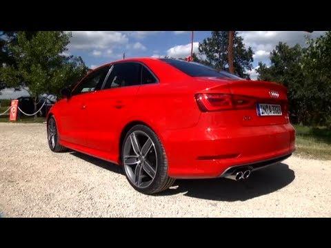 Audi A3 sedan - Test