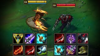 UDYR vs ZED URF FIGHTS And Unreal Outplays