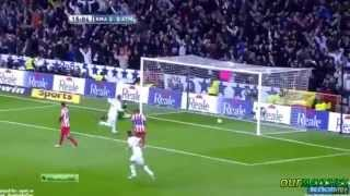 Real Madrid 1 - 0 Atletico Madrid -  01.12.2012  Broad Summary