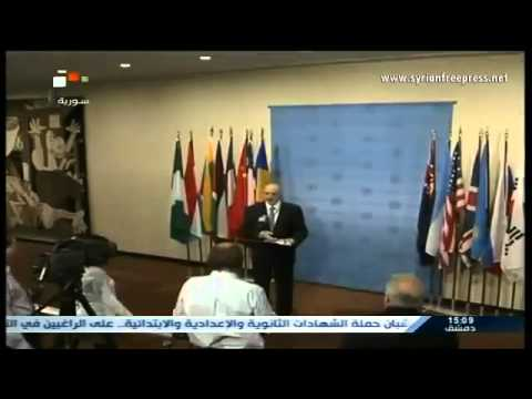 Syria News 18/12/2014, Jaafari: Some UN members are lying about humanitarian situation in Syria