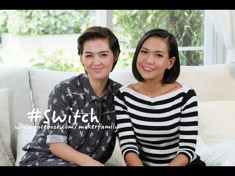 รายการ #Switch EP80 : กาละแมร์-พัชรศรี [ออกอากาศ 12/4/59]