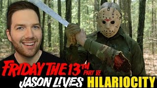 Jason Lives: Friday the 13th Part VI - Hilariocity Review