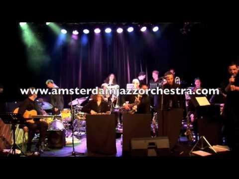 Amsterdam Jazz Orchestra - Sticks and Stones