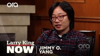 If You Only Knew: Jimmy O. Yang | Larry King Now | Ora.TV