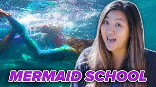 We Transformed Ourselves Into Mermaids • Ultimate Bucket List