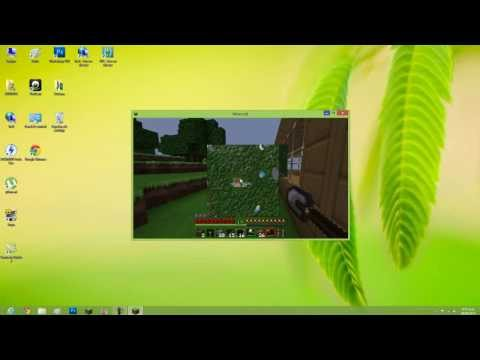 Tutorial || Como descargar e instalar el MOD Rei's Minimap para Windows 8 || Minecraft 1.5.2