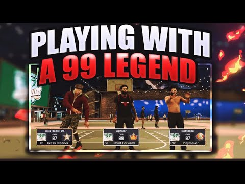 PLAYING WITH #2 TOP REP 99 OVERALL LEGEND Ft Mya Salina
