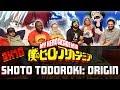 My Hero Academia - 2x10 Shoto Todoroki: Origin - Group Reaction