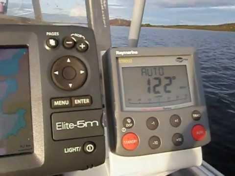 raymarine sport pilot spx 5