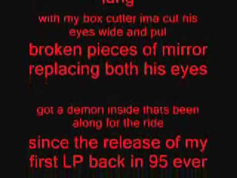 Boondox Death of a Hater with lyrics!!!