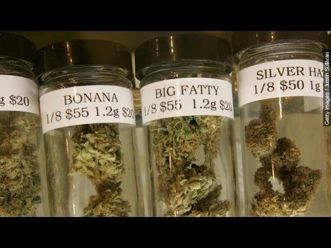 Marijuana Tax Breaks Aim To Curb Black Market, Competitors