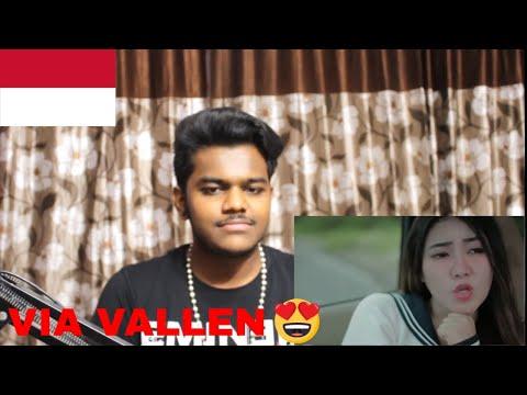 Download Via Vallen - Pamer Bojo   REACTION Mp4 baru